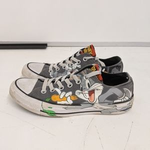 Converse Chuck Taylor All Star Low 7 looney tunes